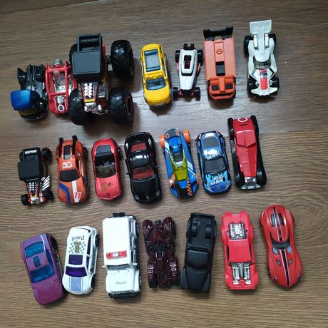 Машинки модельки hot wheels mattel
