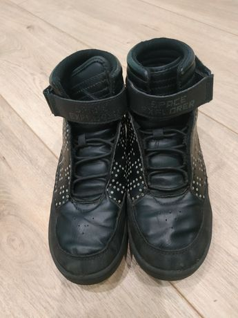 Хайтопы/ботиночки H&M на мальчика, р-р 32 б/у