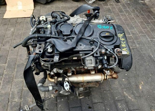 Разборка Mitsubishi Lancer X Автошрот мотор 2.0 Двигатель 2.0