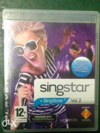 Karaoke para Playstation Sing Star Vol 2