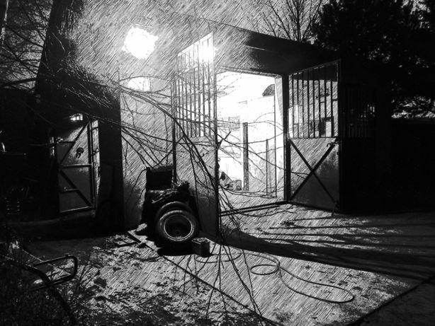 Garaż Warsztat Samoobsługowy Pomieszczenie