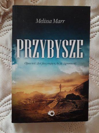 PRZYBYSZE Melissa Marr - nowa książka