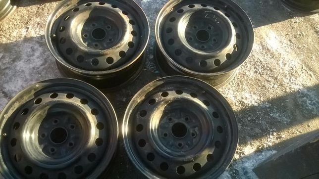 Felgi stalowe R16 5x114,3 Toyota Avensis,Auris,Corolla Verso