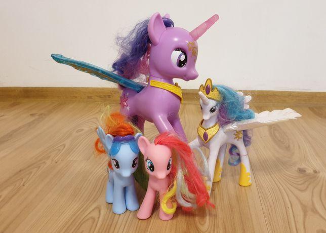 Twilight sparkle i celestia. My little pony.