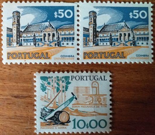 Selos portugueses IV