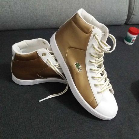 Nowe buty LACOSTE damskie.