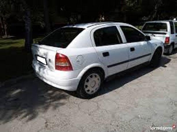 Astra G 2 części/2003/biała/1,4 16v/Z14XE/hatchback/wysyłka/gwarancja