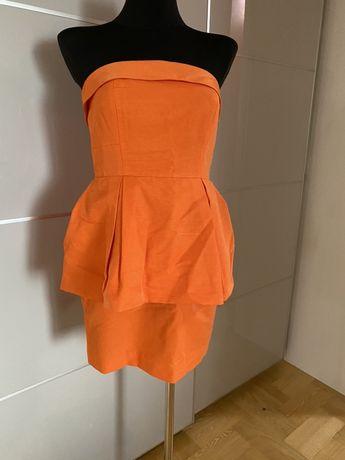 Mini sukienka Siple 36
