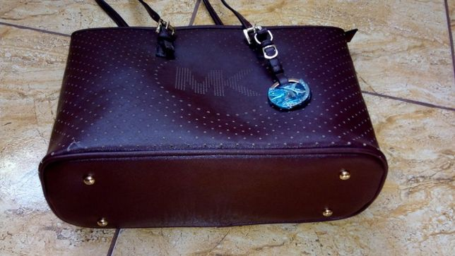 IDEALNY PREZENT dla kobiety stylowa modna torba torebka MKmichael kors