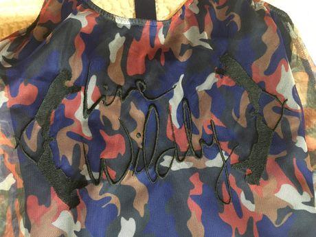 Camisola de alças Tiffosi