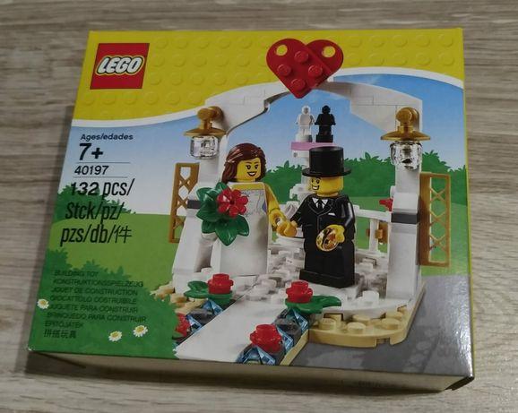 Lego 40197 Upominkowy zestaw ślubny