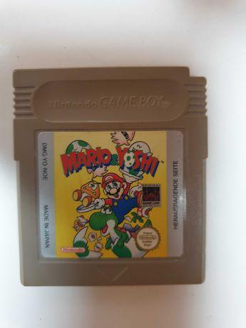 Mario Yoshi - gra na Gameboy Classic