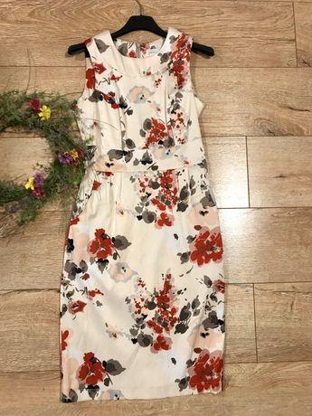 Piękna kwiatowa sukienka 36