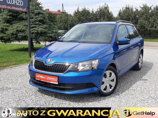 Škoda Fabia 15r 1.2 TSI DSG Asystent Zbliżeniowy 100% Oryginał Serwis ASO Zobacz