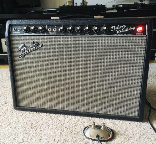 Fender 65 Deluxe Reverb USA 1993