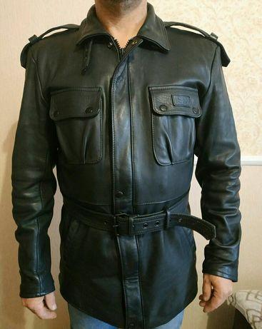 IXS мото куртка из спец. Кожи, размер L, состояние идеальное.