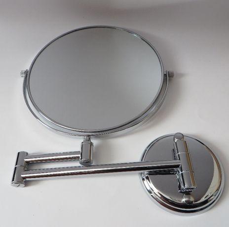 Зеркало косметическое двустороннее поворотное