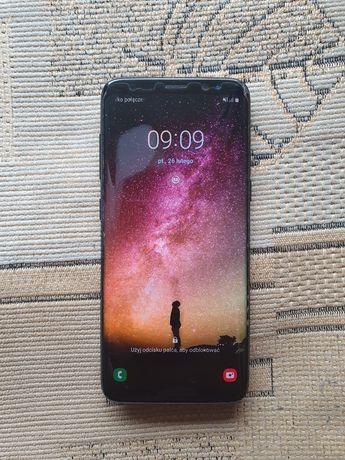 SAMSUNG Galaxy S8 + Etuii, folia ochronna
