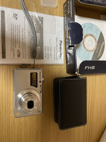 Фотоапарат panasonic DMC FH-8