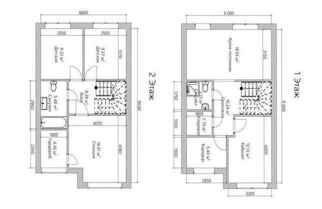 """НОВИНКА! Комплекс """"Villa de Lux"""" Буд. 105+ м2 (1/2 будинку,таунхаус)"""