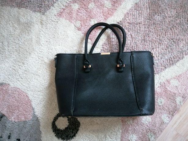 Jenny fairy ccc torebka shopperka torba czarna