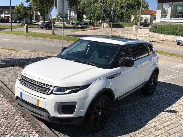 Range Rover Evoque de 2016 com 82000 kms