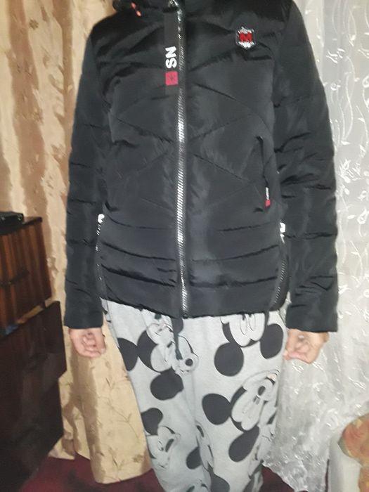 Новая куртка тёплая подкладка. Березань - изображение 1