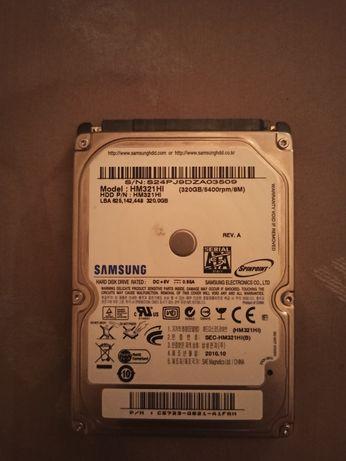 Продам жесткий диск для ноутбука или системного блока 320 ГБ (sata 2.5