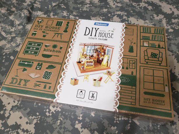 Кукольный Домик Дом Ляльковий Будинок Для Кукол Ляльок Барби Игрушка