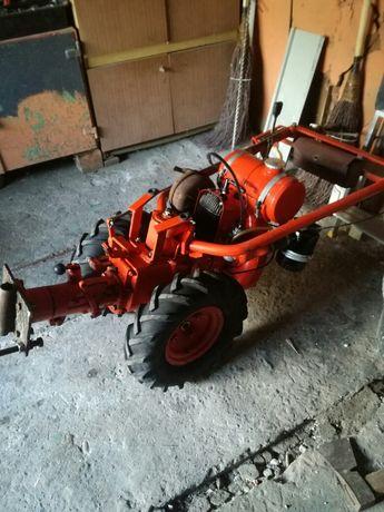 Dzik,traktorek,mf70