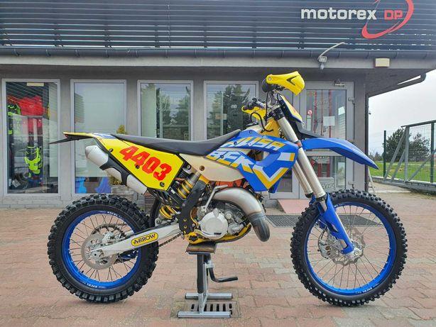 Husaberg TE125 TE 125 KTM EXC kat. B Motorex DP Gniezno
