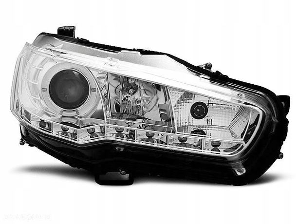 Reflektor Led Ringi Mitsubishi Lancer Evo X 10 z24