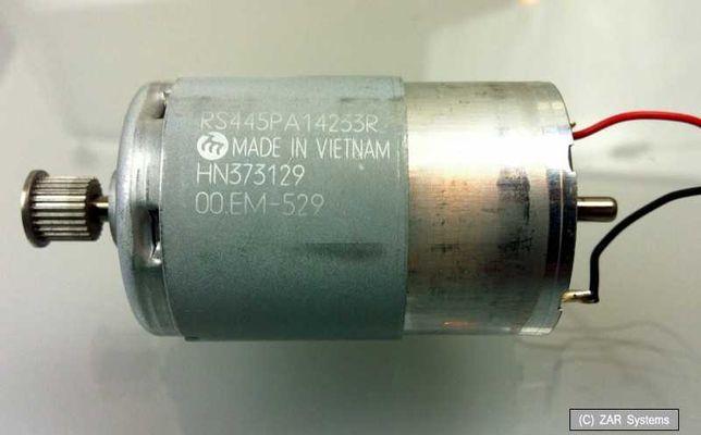 Motor elétrico - RS445PA14233R