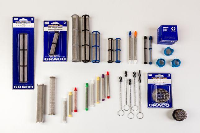 Фильтра к пистолетам и аппаратам Graco, Wagner, Titan и аналогам.