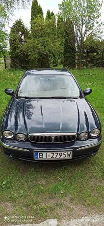 Jaguar x-type 2.1 V6 156KM Godny uwagi!