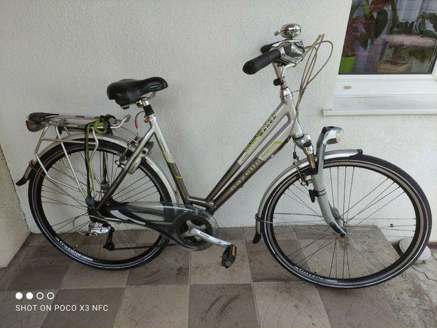 Продам голандський алюминевий велосипед Gazelle medeo 28