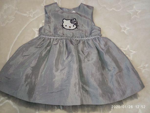 Плаття на дівчинку 1 - 2.5 рочки