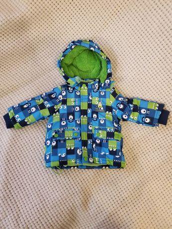 Продам новую зимнюю куртку cool club.