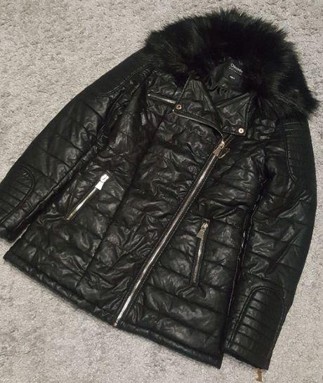 Оригинал.новая,утепленная,удлиненная,стильная куртка-косуха chicoree