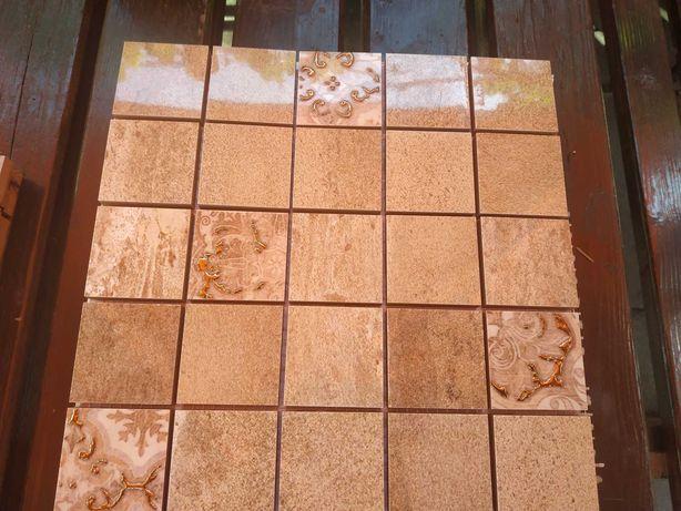 Mozaika - plytki ceramika