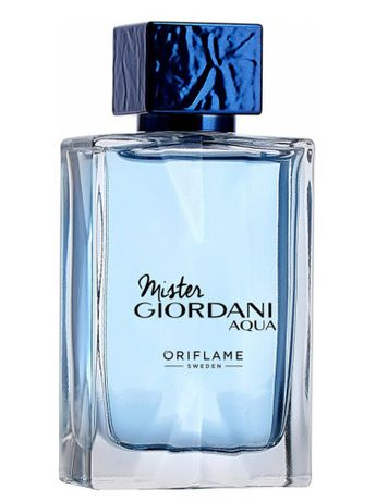 Oriflame Mister GIORDANI AQUA 75 ml