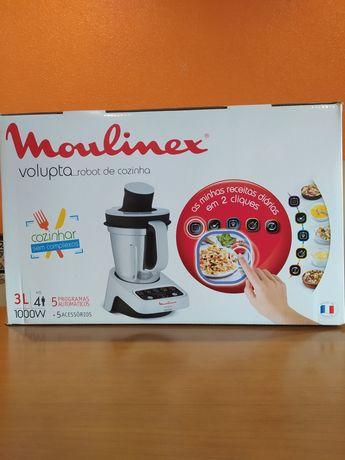 Robot de Cozinha Moulinex Volupta (com garantia)