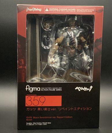 Berserk Figma 359 Guts: Black Swordsman