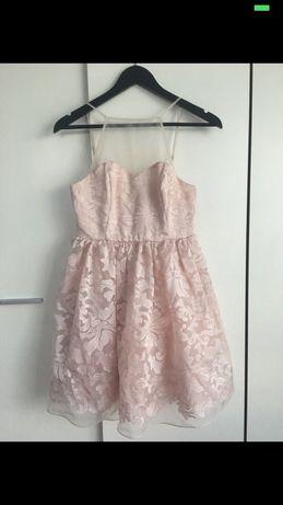 Sukienka rozkloszowana Ariana lipsy