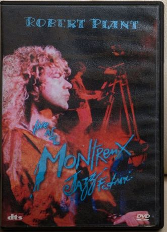 Robert Plant ‎– Live At Montreux DVD