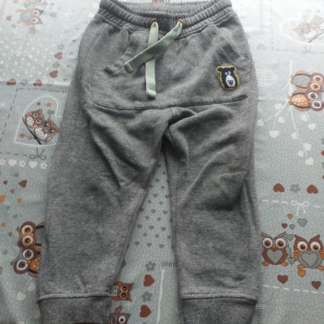 Spodnie, sweterek i podkoszulka dla chłopca