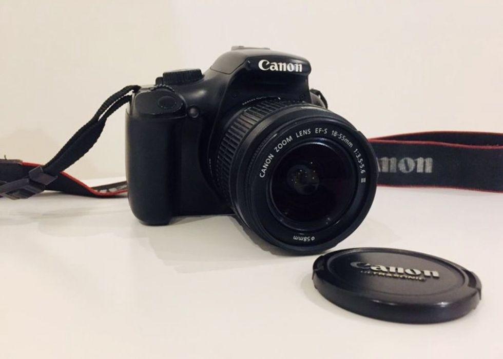 Фотоапарат CANON EOS 1100D Черкассы - изображение 1