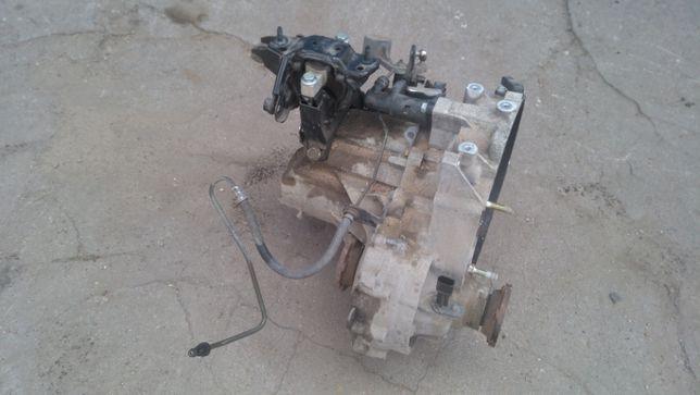 Skoda Fabia I 1.4 mpi AZM skrzynia biegów manualna