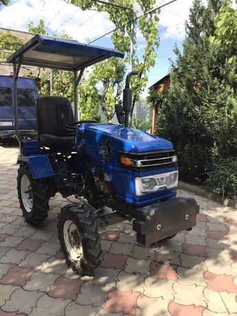 Мото трактор