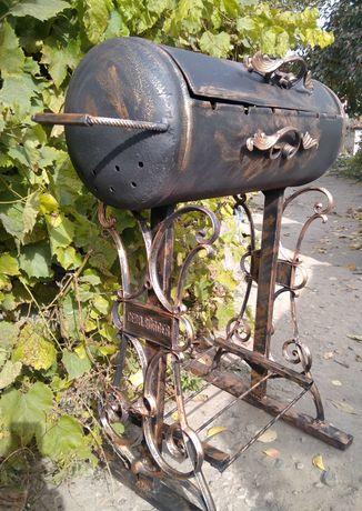 Продам Мангал-барбекю 1600